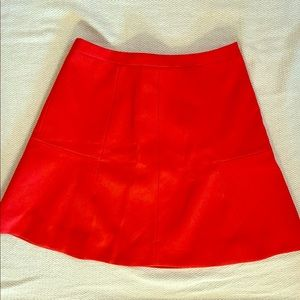 Pink Jcrew Mini Skirt Size 0